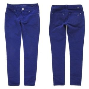 DL1961 25 Emma Legging Purple Skinny Jeans